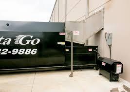 Trash Compactors by Trash Compactor Installed In Riverridge Commerce Park