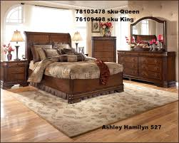 Discontinued Ashley Bedroom Furniture Exellent Ashley Bedroom Furniture Gabriela Queen King Poster On Decor