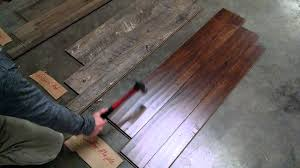 Laminate Flooring Liquidation Flooring Toughness Sharpie U0026 Hammer Vs Hdf Hardwood Winner Hdf