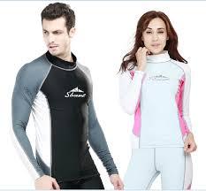 sbart upf50 scuba diving suit long sleeve wetsuit triathlon suit