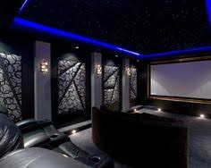 Home Theater And Media Room Ideas Bench Seat Recliner And Stone - Home media room designs