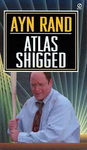 Atlas Shrugged Meme - not knowing who john galt is costanza jpg george costanza