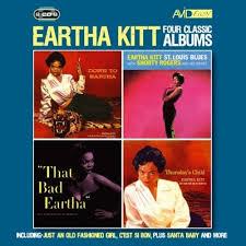 fashioned photo albums four classic albums eartha kitt songs reviews credits allmusic
