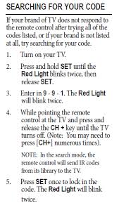 tv blinking red light codes remote control setup armstrong broadband high speed internet