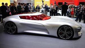 renault trezor interior paris motor show 2016 all the cars motoring research