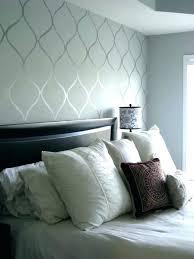 wall stencils for bedroom stencil ideas for bedroom playmania club