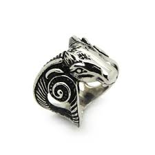 aliexpress buy new arrival cool charm vintage cool charm vintage animal sheep ring jewelry silver biker
