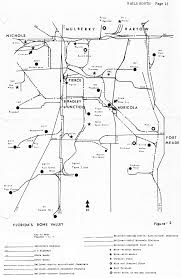 Bartow Florida Map by Historic Mines Plants Bridges And Stations Bone Valley Modeler