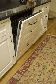 installing a dishwasher in existing cabinets hidden dishwasher the next trend after stainless i like it home