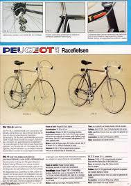 1984 peugeot ph 10 11 bicis clásicas pinterest peugeot and