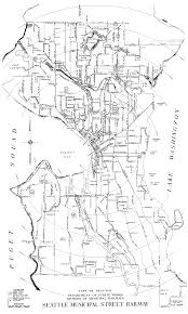 Seattle Public Transit Map by Afiler Com Page 7