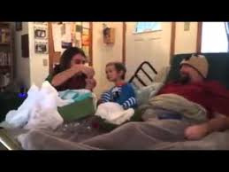 my brother u0027s surprise christmas gift for his wife youtube
