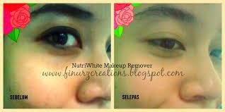 Makeup Remover Shaklee fafazahirah pengedar shaklee sri petaling cara guna nutriwhite