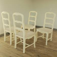 4 Dining Chairs Artistic Country Ash Range Set Of 4 Dining Chairs Melody
