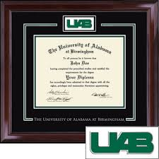 of alabama diploma frame the uab bookstore bookstore church hill classics spirit diploma