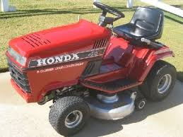 wanted honda tractors and or riding lawn mowers dead or alive