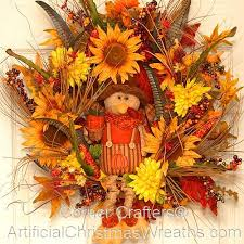 thanksgiving turkey wreath artificialchristmaswreaths fall