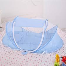 Foldable Baby Crib by Infant And Toddlers Orange Bison
