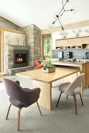 coin repas dans cuisine cuisine coin repas dans cette maison de cagne la cuisine ouverte
