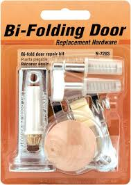 Bifold Closet Door Prime Line Bifold Door Repair Kit For 2 Doors At Menards