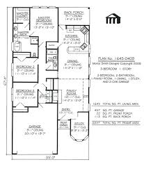 f 563 4 plex building plans bedroom house row planshouse with