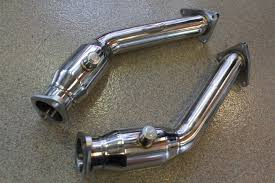 nissan 350z y pipe exhaust beluga racing beluga racing performance dual catback exhaust