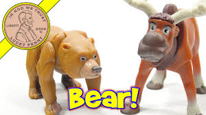 brother bear mcdonald u0027s 2003 happy meal toys kids meal toys