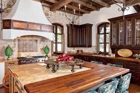 Mediterranean Style Kitchens - spanish style mediterranean kitchen austin by palmer todd
