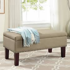 darby home co beames storage ottoman u0026 reviews wayfair
