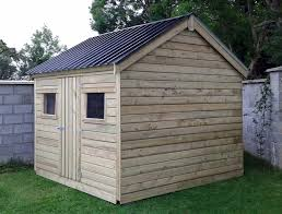 Shed Style Roof by Garden Sheds Ireland Dublin Wicklow Wexford Sheds Fencing