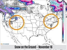 Map Of Us And Canada Legitimate Snowstorms Are In The Forecast Us And Canada