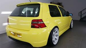 volkswagen yellow used 2001 volkswagen golf gti mk3 mk4 gti for sale in perth and