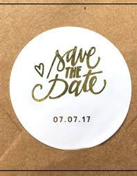 save the date stickers save the date foil stickers gold gold or silver gift shop