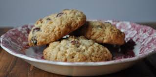 cuisiner flocon d avoine cookies du matin aux cranberries et aux flocons d avoine facile
