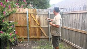 Modern Backyard Fence by Backyards Modern Wood Fence Treatment 119 Types Of Backyard