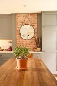 Orange Kitchen Design The Power Of Painted Cabinets U2013 Design Sponge