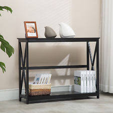 Hallway Accent Table Hallway Modern Console Tables Ebay