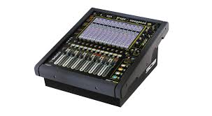 19 Inch Audio Rack Digico Sd11 Sd11 Digital Mixing Systems In Just 19 Inches Can