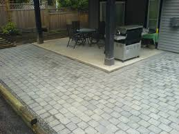 Small Patio Pavers Ideas by Cool Stone Patio Ideas 98 About Remodel Small Home Decor