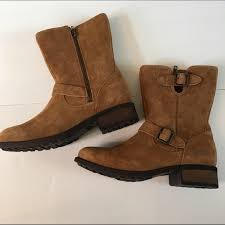 s ugg australia chaney boots ugg last pair ugg chaney suede boots from