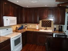 Stain Oak Cabinets Kitchen Room Wonderful Refinishing Cabinets With Gel Stain