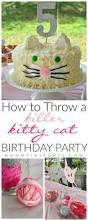 kitty litter cake for halloween how to throw a killer kitty cat birthday party kitty cat party