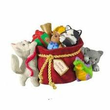 2006 mischievous kittens 8th treat jar hallmark ornament at