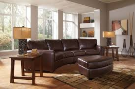Curved Sectional Sofa Curved Sectional With Oversized Ottoman House Plan And Ottoman