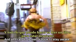Rain Blind Melon Blind Melon No Rain Subtitulado Español Ingles Youtube