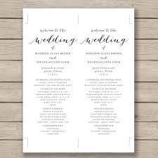 Fan Wedding Programs Template 25 Best Ideas About Wedding Program Templates On Pinterest Fan