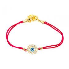 cord bracelet with charm images Friendship bracelets lucky eyes jpg