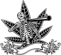 749 skull and gun stock vector illustration and royalty