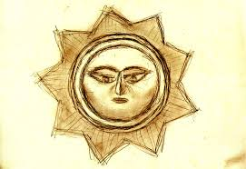 buddha u0027s sun sketch by med o on deviantart