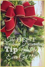 the best christmas decorating tip you will ever get stonegable
